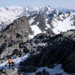雪山技術・5月の北アの注意点