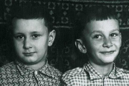 Константин Меладзе в детстве