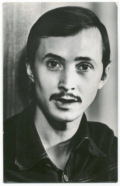 Николай Бурляев в молодости