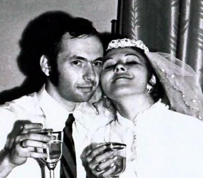 Любовь Успенская и Виктор Шумилович