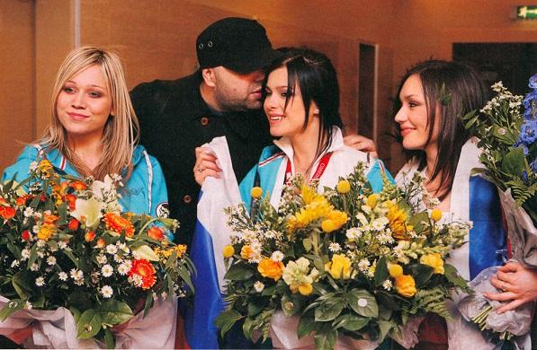 """Максим Фадеев и группа """"Серебро"""""""