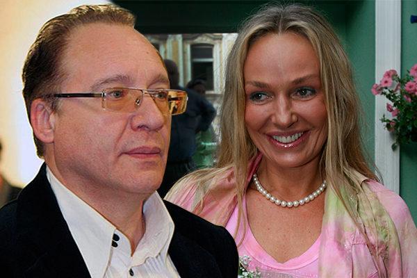 Максим Дунаевский и Наталья Андрейченко