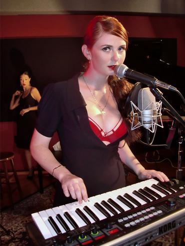Лена Катина. Фото певицы