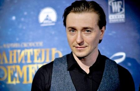 Сергей Безруков. Фотография актера