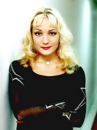 Татьяна Буланова в молодости