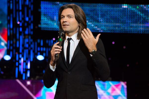 Фото певца Маликова Дмитрия