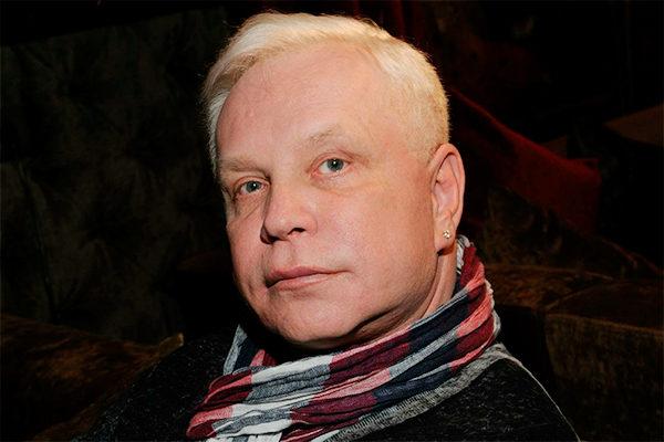 Фото певца Бориса Моисеева