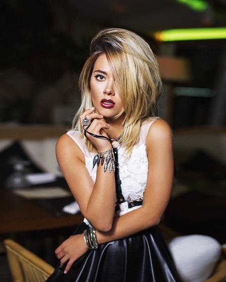 Юлия Паршута. Биография певицы, личная жизнь, карьера, фото