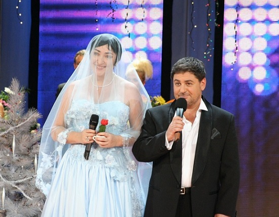 Лолита Милявская и Александр Цекало