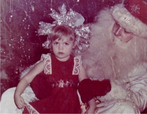 Анастасия Cтоцкая в детстве. Фото