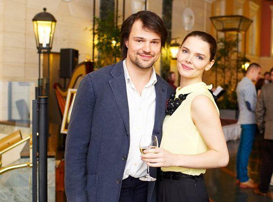 Данила Козловский и актриса Лиза Боярская