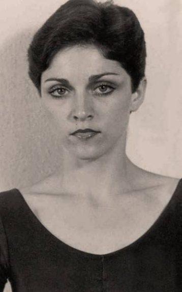 Мадонна в молодости. Фото. Madonna