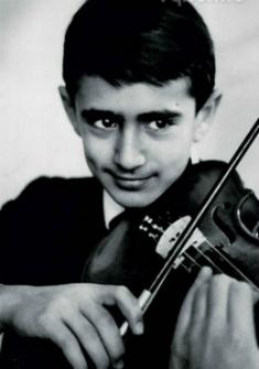 Юрий Башмет в детстве. Фото