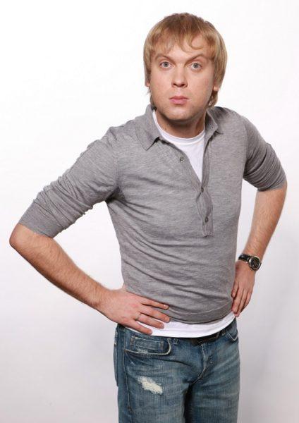 Сергей Светлаков. Фото актера и телеведущего