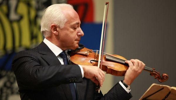 Спиваков на скрипке
