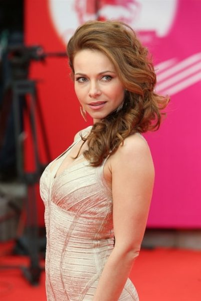 Катя Гусева. Фото актрисы