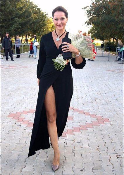 Актриса Ольга Кабо. Фото
