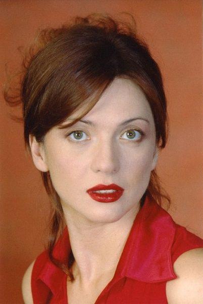 Ольга Дроздова. Фото актрисы