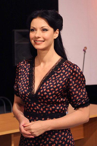 Актриса Ирина Лачина
