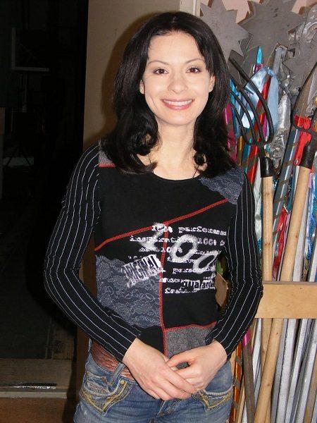 Ирина Лачина. Фото актрисы