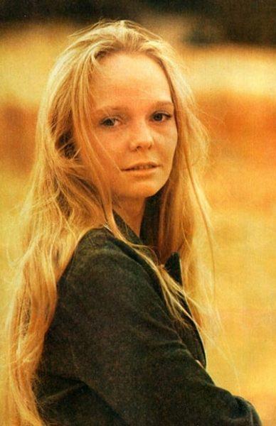 Наталья Белохвостикова в молодости. Фото
