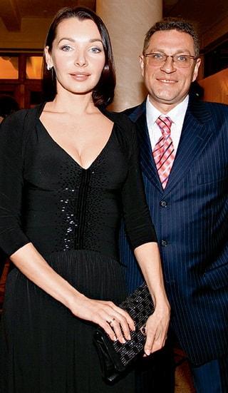 Наталья Антонова и Николай Семенов