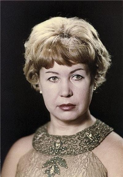 Макарова Инна. Фото актрисы