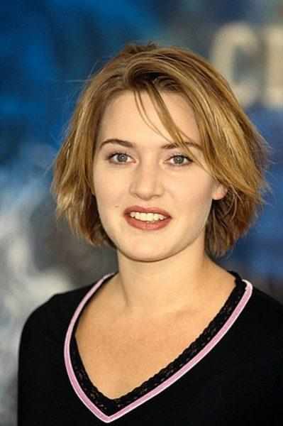 Кейт Уинслет в молодости. Фото