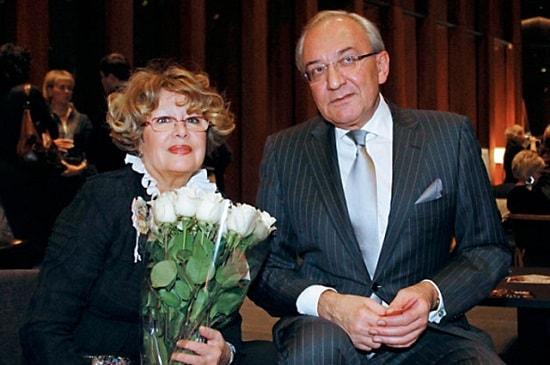 Марина Неелова и Кирилл Геворкян. Фото