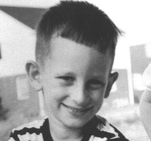 Стивен Спилберг в детстве. Фото