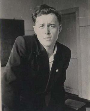 Станислав Говорухин в молодости. Фото
