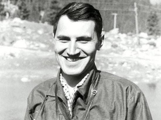 Николай Дроздов в молодости