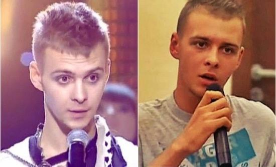 Макс Барских в молодости