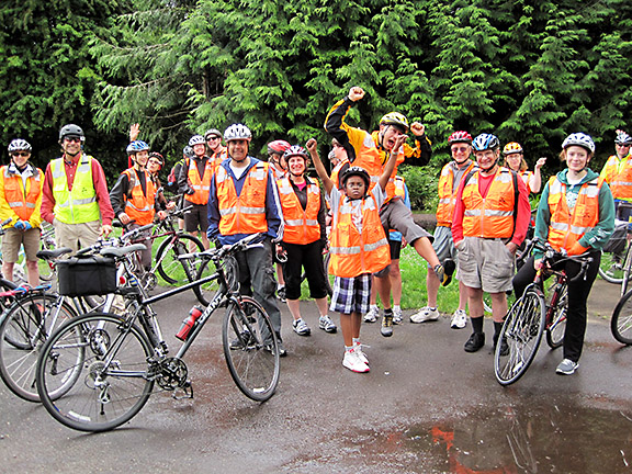59e88d181 The Portland Water Bureau and the Columbia Slough Watershed Council are  sponsoring a free bicycle tour