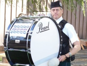 (River City Pipe Band)