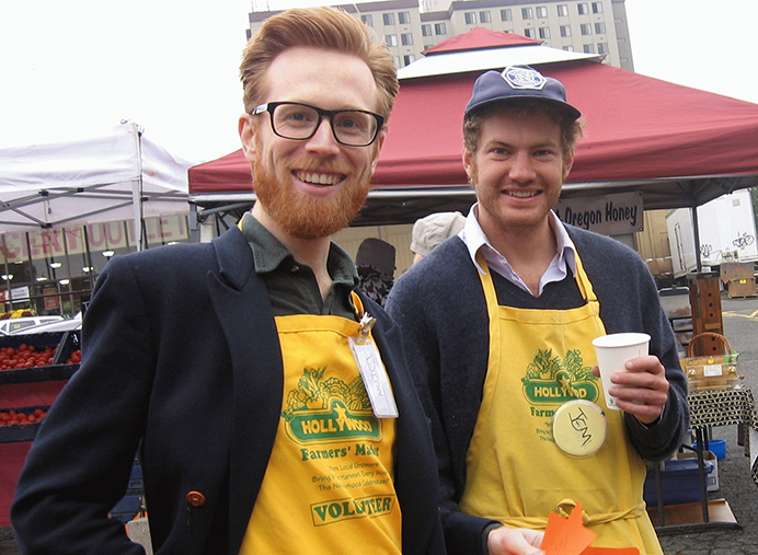 Hollywood Farmers Market welcomes volunteers