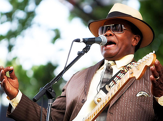 The April meeting of the Rose City Park Neighborhood Association will feature a performance by Portland blues icon Norman Sylvester.