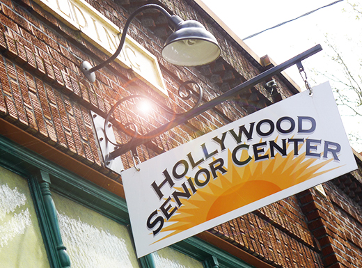 (Hollywood Senior Center)