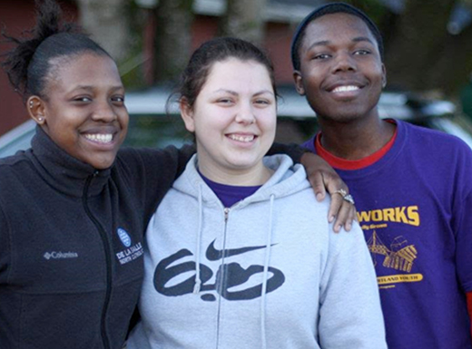 The NECC is partnering with Janus Youth Programs, which provides services to young people in need. (NECC)