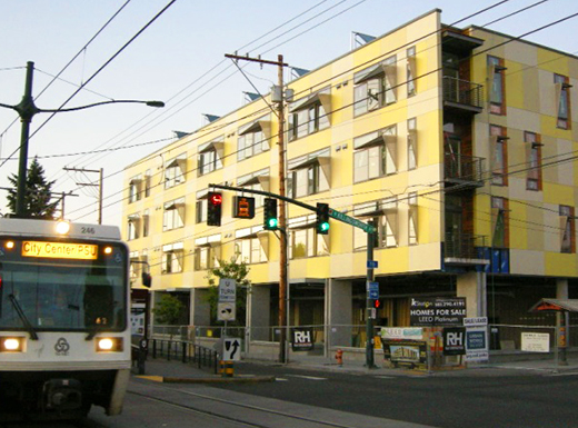 The city's North and Northeast Housing Strategy is designed to combat effects of community changes that have made affordable housing less available to longtime residents. (Portland Development Commission)