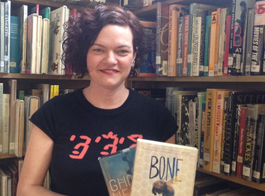 Paige Battle Brings Light Into Grant High School Library Hollywood