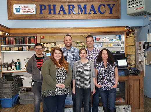 A new ownership group has a few fresh ideas for the Hollywood landmark Paulsen's Pharmacy. (Joe Amspoker)