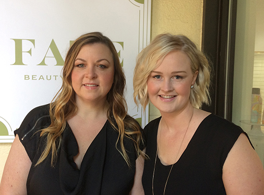 Fate Beauty Society launches in Fremont Commons building