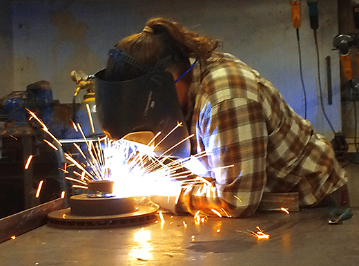 Metalwood Salvage to offer welding classes in Cully this fall