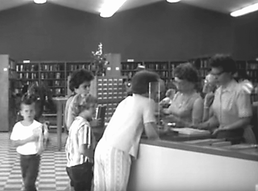Mysterious video of old Hollywood Library is unearthed