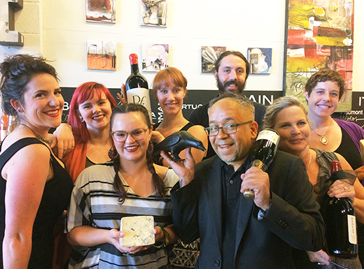 Blackbird celebrates in Beaumont, Daruma moves to Concordia