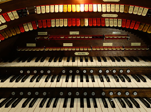 Hollywood Theatre organ gets real pipes for silent film series