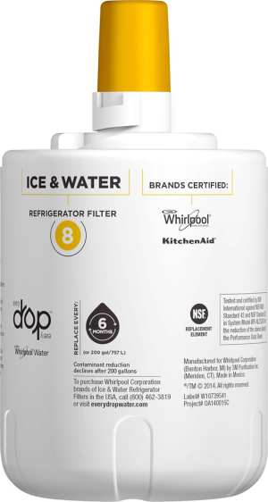 EveryDrop 8 Ice and Water Filter