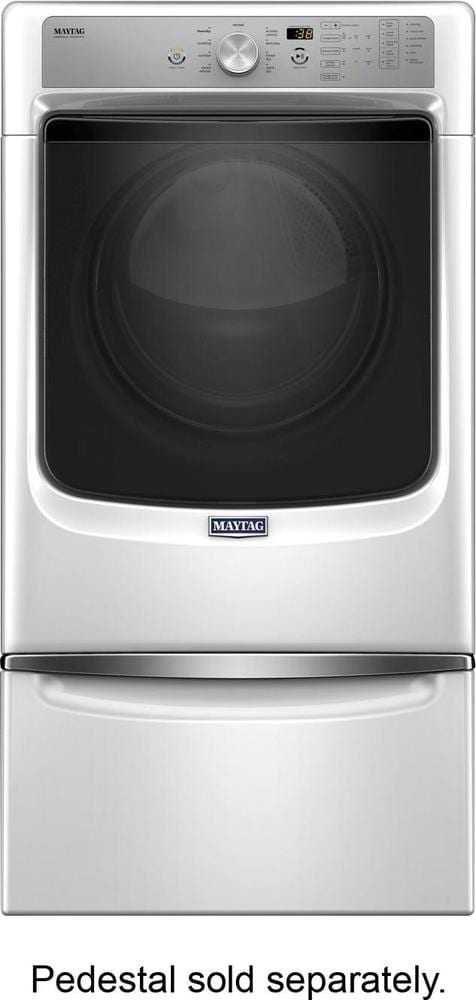 7.4 Cu. Ft. 9-Cycle Electric Dryer with Steam