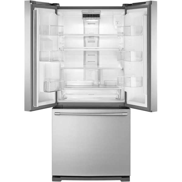 19.7 Cu. Ft. French Door Refrigerator Stainless steel